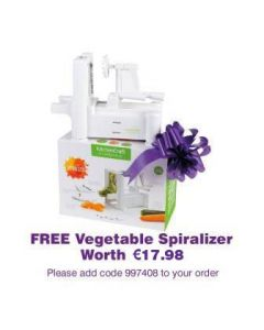 Vegetable Spiralizer FREE GIFT [997408]
